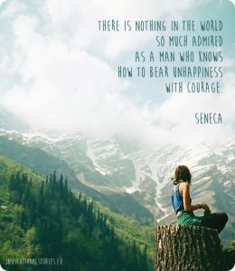inspirational stories about courage