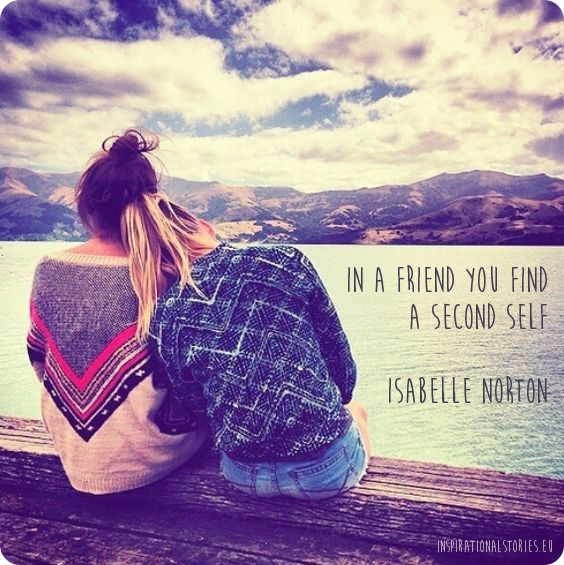 inspirational stories about friendship